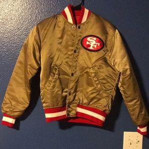 Vintage Starter 49ers Jacket